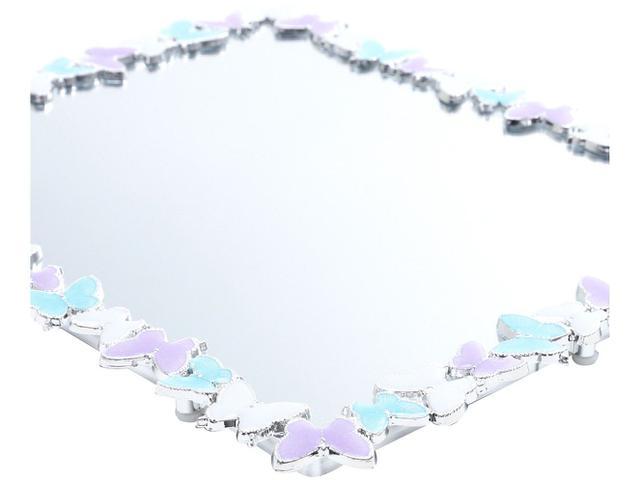Imagem de Bandeja Espelhada de Plástico Prestige Retangular