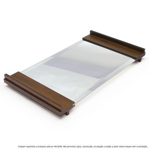 Imagem de Bandeja para Servir de Espelho