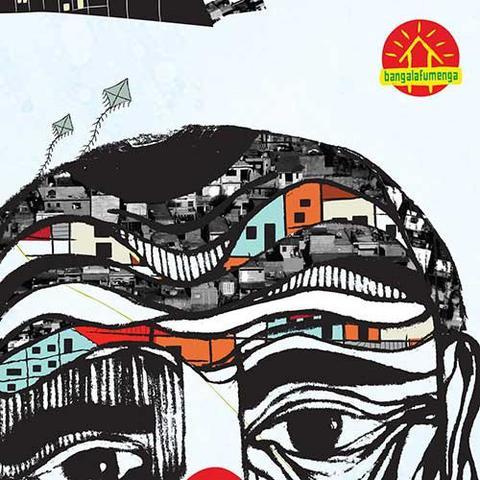 Imagem de Bangalafumenga - Barraco Dourado - CD