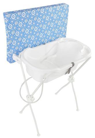 Imagem de Banheira Com Trocador New Floripa - Tutti Baby