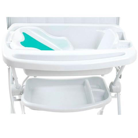 Imagem de Banheira com Trocador - Splash! - Peixinho Azul - Burigotto