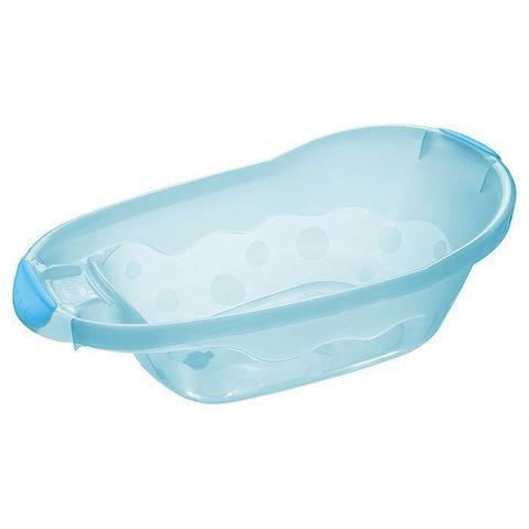 Imagem de Banheira infantil plástico 36l azul Cód. 5616
