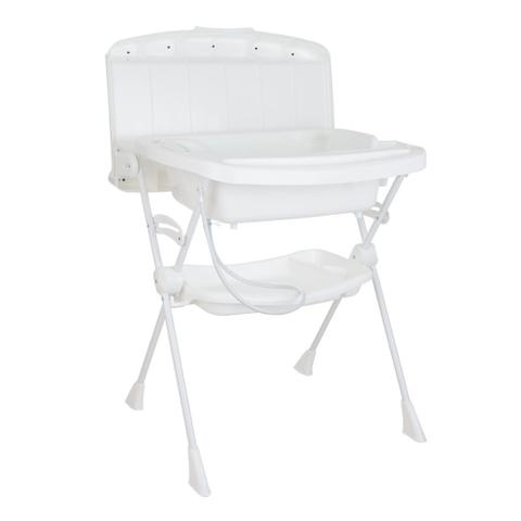 Imagem de Banheira para Bebê com Assento Burigotto Splash - Peixinhos Rosa