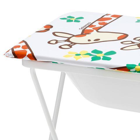 Imagem de Banheira Portátil com Trocador Girafas Standard-Galzerano