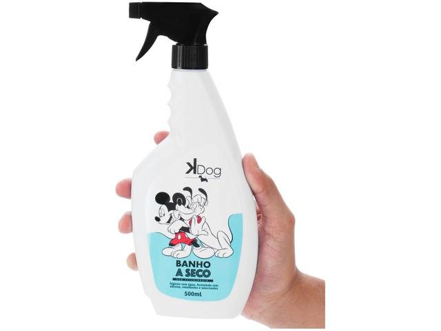 Imagem de Banho a Seco para Cães e Gatos Spray