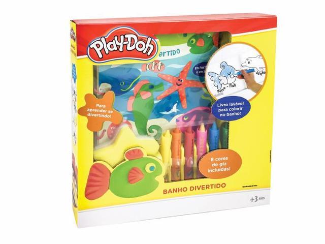 Imagem de Banho Divertido Play-Doh - DTC 3939