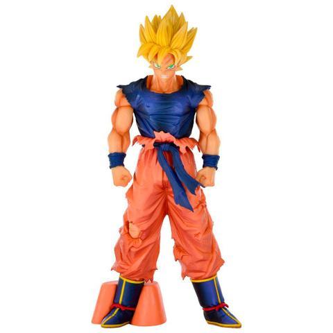 Imagem de Banpresto Dragon Ball Super Masterlise Emoving Legend Battle Super Saiyan Son Goku