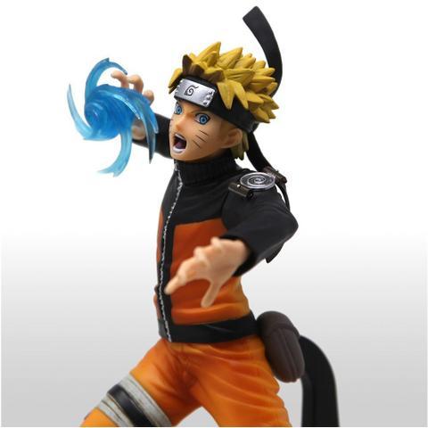 Imagem de Banpresto Naruto Shippuden Vibration Stars Uzumaki Naruto