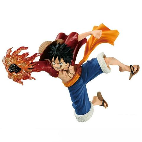 Imagem de Banpresto one piece monkey luffy g x materia