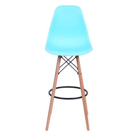 Imagem de Banqueta Eiffel em PP Azul