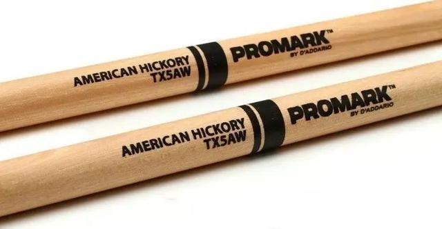 Imagem de Baqueta Promark 5a Mad Tx5aw American Hickory