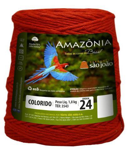 Imagem de Barbante Amazônia 24 Fios - 1Kg