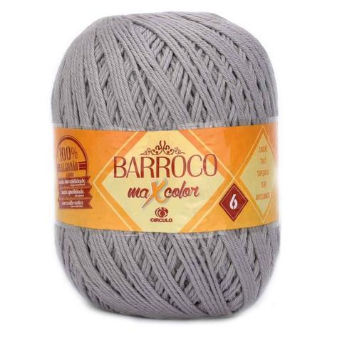 Imagem de Barbante Barroco Maxcolor Colorido 400g Círculo