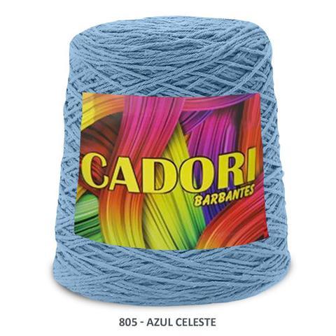 Imagem de Barbante Cadori N06 - 700m Azul Celeste