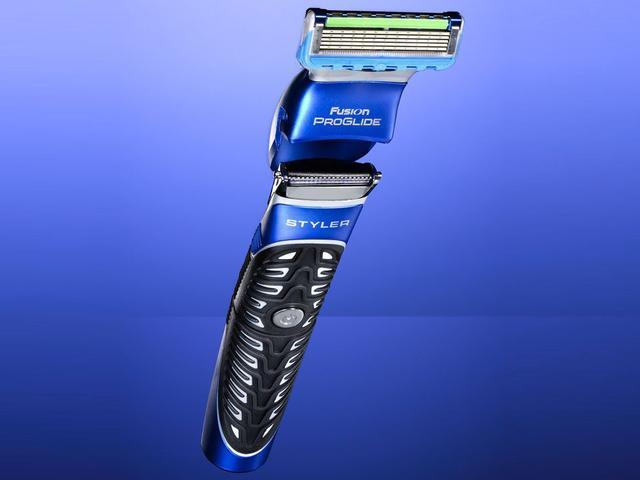 Imagem de Barbeador Fusion Proglide Styler 3 em 1
