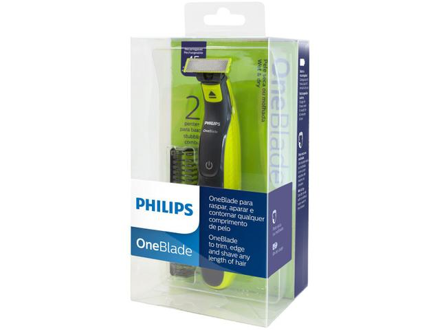Imagem de Barbeador Philips OneBlade QP2521/10