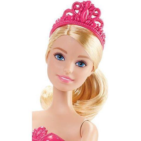 Imagem de Barbie Bailarina Rosa - Mattel DHM42