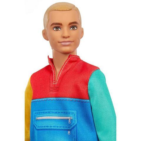 Imagem de Barbie Boneco Ken Fashionistas DWK44 Mattel