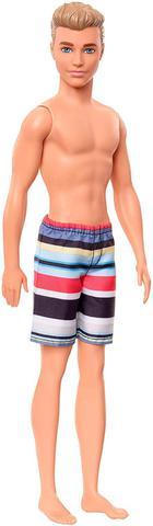 Imagem de Barbie - Boneco ken Roupa de Praia Original Mattel