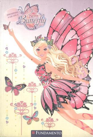 Imagem de Barbie - butterfly - aprendendo a ler com a barbie butterfly