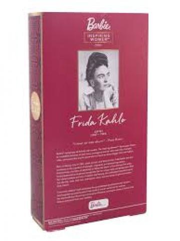 Imagem de Barbie Collector Frida Kahlo FJH65 - Mattel