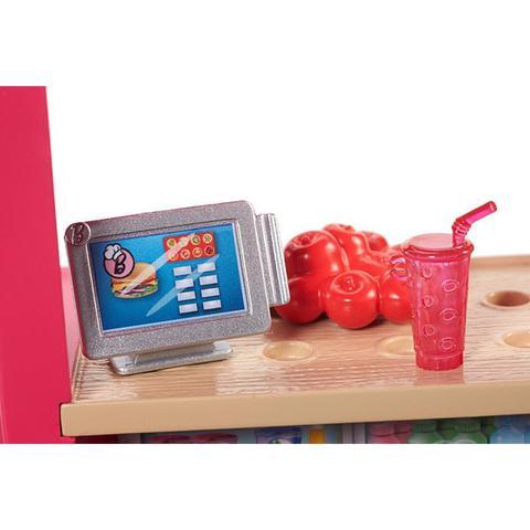 Imagem de Barbie Cozinhando e Criando Scooter Lanchinho - FHR08 - Mattel