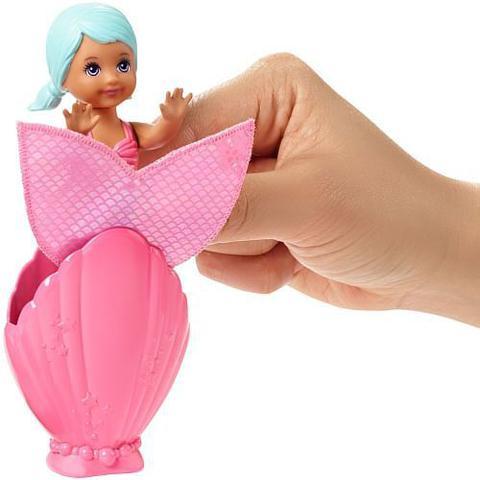 Imagem de Barbie Dreamtopia - Mini Boneca Sereia Surpresa Ghr66