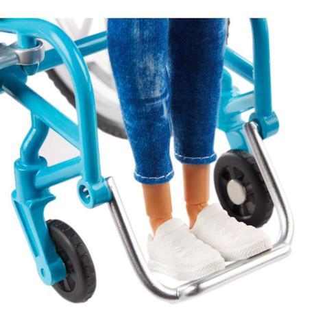 Imagem de Barbie fab fashionistas cadeira rodas mattel
