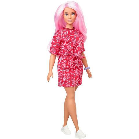 Imagem de Barbie fashion fashionistas ghw65