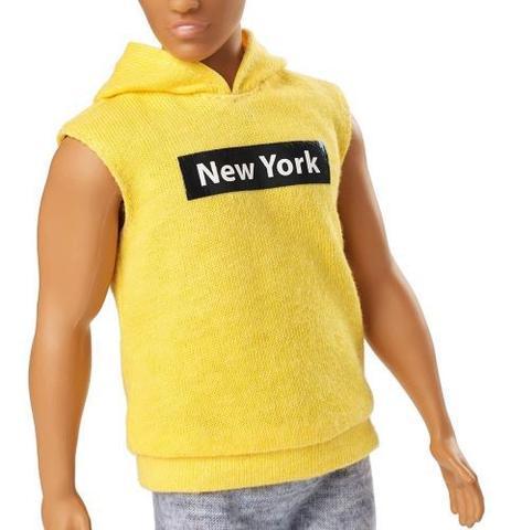 Imagem de Barbie fashion ken fashionistas sort