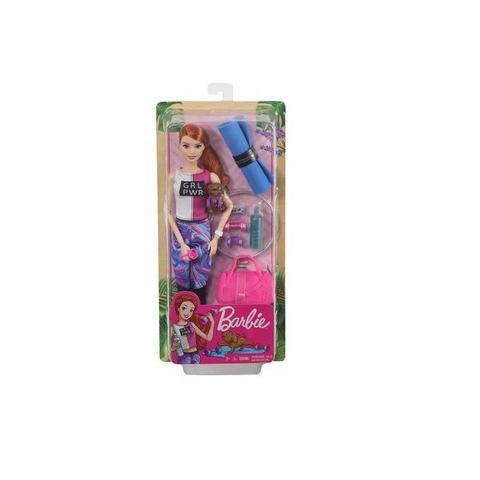 Imagem de Barbie Fashionista Dia de SPA Fitness Mattel GKH73/GJG58