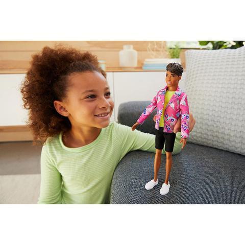 Imagem de Barbie Fashionista - Ken Aniversário 60 Anos - Jaqueta Rocker - Mattel