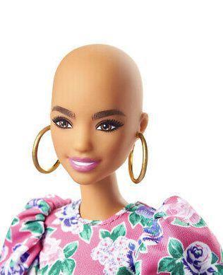 Imagem de Barbie Fashionistas 150- Floral Dress