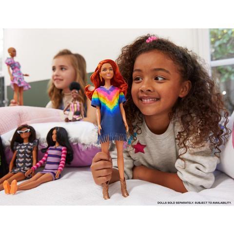 Imagem de Barbie Fashionistas - Barbie 141 - GHW55
