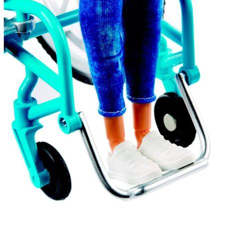Imagem de Barbie Fashionistas Cadeira de Rodas - Mattel