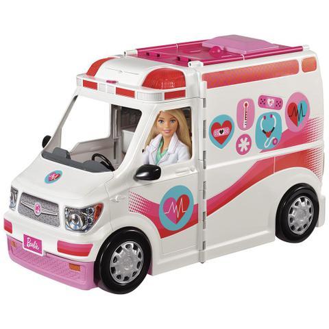 Imagem de Barbie Hospital Móvel - Mattel