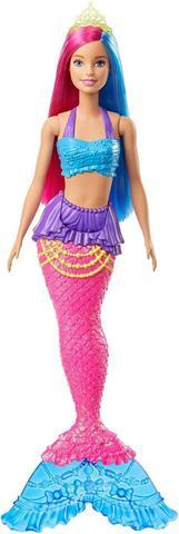 Imagem de Barbie Sereia Dreamtopia - Mattel Gjk07