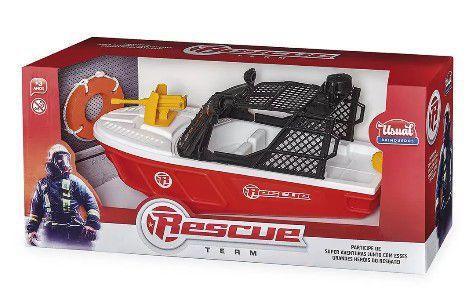 Imagem de Barco Rescue Team Usual Brinquedos