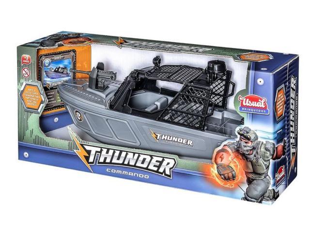 Imagem de Barco Thunder Commando Usual Brinquedos