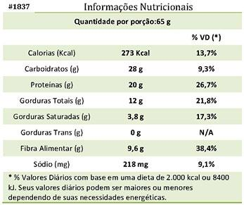 Imagem de Barra de Proteína com Coco e Baunilha Harts Natural 65g