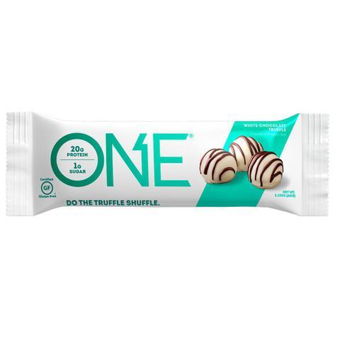 Imagem de Barra de Proteína ONE White Chocolate Truffle