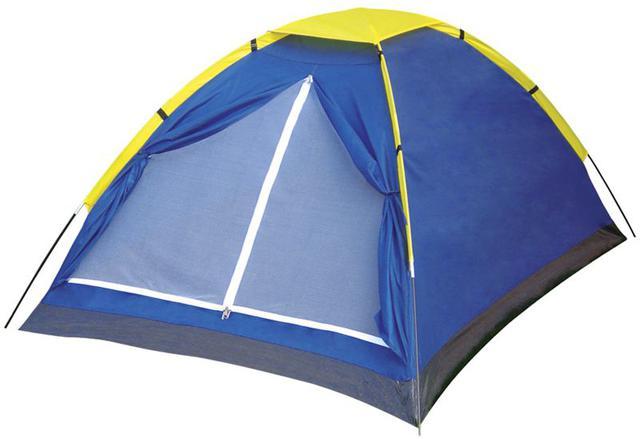 Imagem de Barraca camping iglu 3 pessoas azul mor