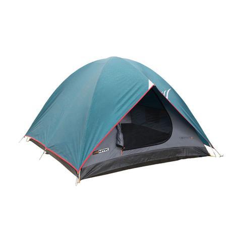 Imagem de Barraca Camping Impermeável Cherokee Gt 3/4 Pessoas Nautika