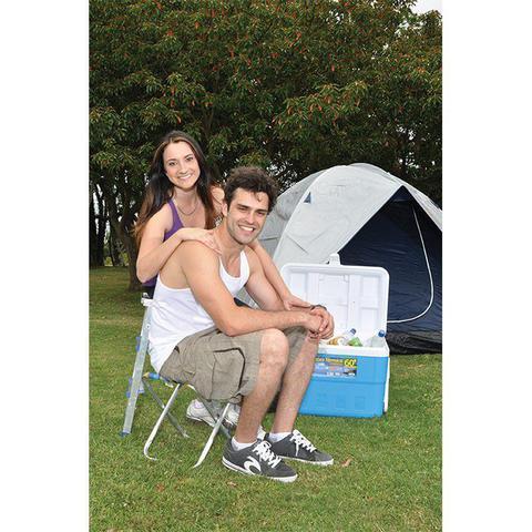 Imagem de Barraca Camping Impermeável Luna 4 Pessoas