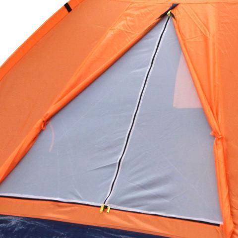 Imagem de Barraca Camping Nautika Panda 4 Pessoas 130 x 205 x 205 cm