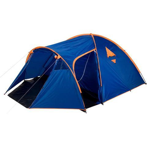 Imagem de Barraca Camping Tribo 5 Pessoas Com Varanda C/ Sobreteto Mor