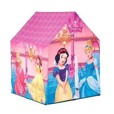 Imagem de Barraca das princesas castelo infantil cabana toca infantil  meninas encantada f6bd4f6291e