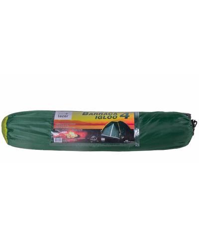 Imagem de Barraca de Camping até 4 Pessoas - Belfix - 102400 + Bolsa Térmica Poliéster - 52400 - Belfix