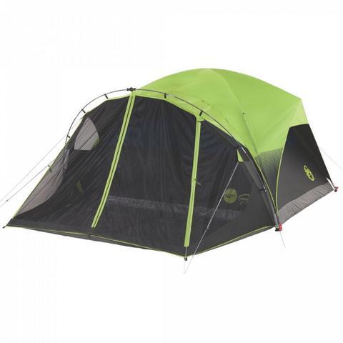 Imagem de Barraca de Camping Coleman Carlsbad Luz Confort 6 Pessoas Anti-fungos