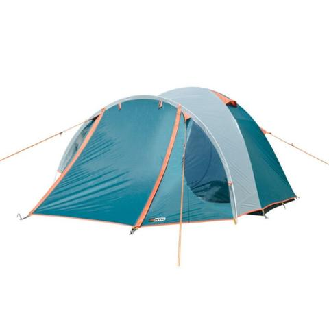 Imagem de Barraca de Camping Indy 5 Pessoas Nautika + Impermeabilizante para Barraca Coleman